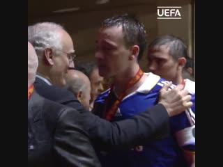 Легенда Лиги чемпионов: Джон Терри