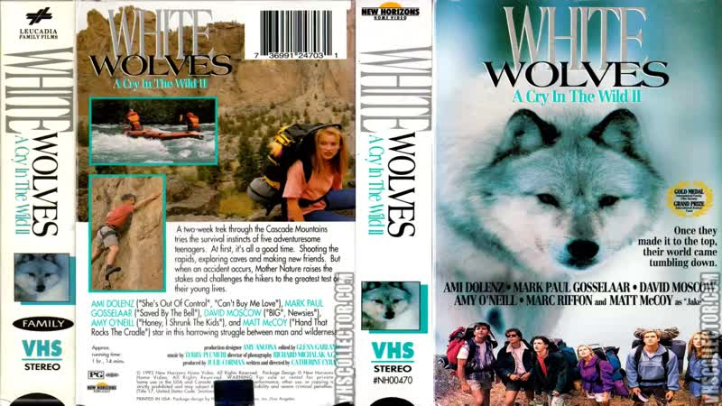 Крик в глуши 2 Белые волки A Cry in the Wild 2 White Wolves 1993