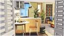 Двухэтажная Квартира Журналистов 🔑 Строительство в The Sims 4