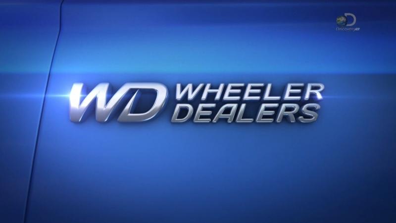 Махинаторы. 15 сезон, 1 эп. / Wheeler Dealers S15E01: 1969 Opel GT 1900