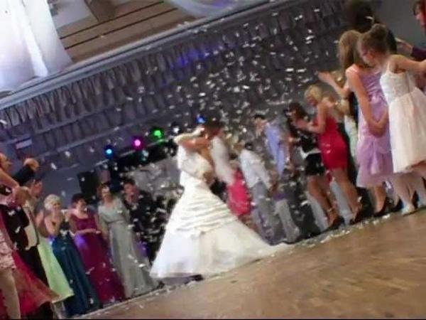 Русская свадьба в Германии-Hochzeitsvideo in Schnaittenbach.mp4