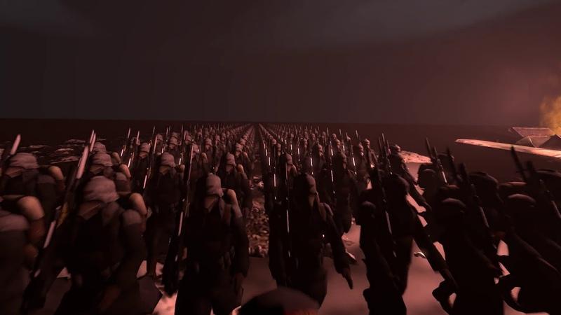 March [SFM] Death Korps of Krieg
