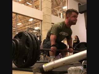 Strength of Body. Становая тяга
