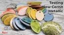 Testing New Cernit Metallic Mica Shift Mokume Gane tutorial - Polymer Clay