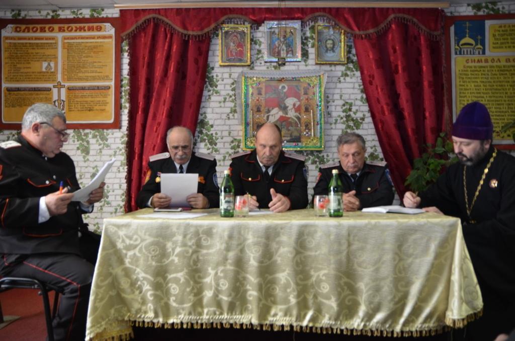 Атаман Зеленчукского казачьего общества рассказал о достижениях в 2018 году
