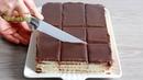Турецкий торт без выпечки, с печеньем, заварным кремом, шоколадно- сливочным ганашем / BU ÖYLE KOLAY BİR PASTA Kİ REKOR KIRACAK ✅KREMASI EV YAPIMI BASİT YAŞ PASTA TARİFİ 💯