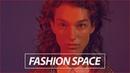 Fashion Space Model Portrait