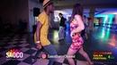 Tamba Salsaché and Zoya Kokosh Cha cha cha Dancing at Belarusian Salsa Festival 2018 Fri 28 09 2018