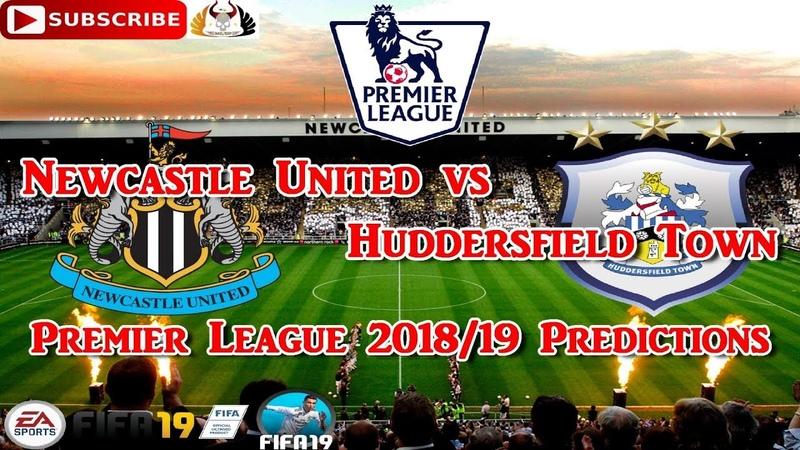 Newcastle United vs Huddersfield Town | Premier League 2018-19 | Predictions FIFA 19