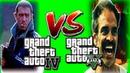 VERSUS GTA 5 VS GTA 4 ГЛОБАЛЬНОЕ СРАВНЕНИЕ КАКАЯ ГТА ЛУЧШЕ