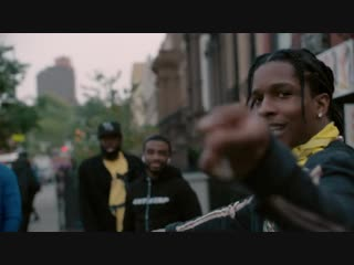 A$ap rocky — «tony tone»