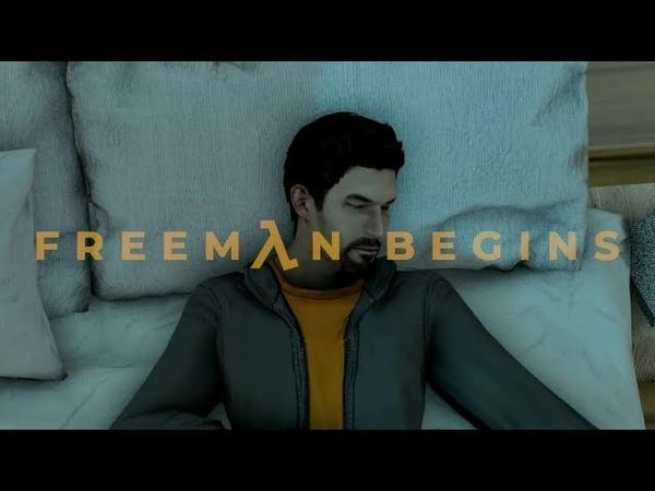 Teaser-trailer - Freeman Begins (Coming soon in 2019)