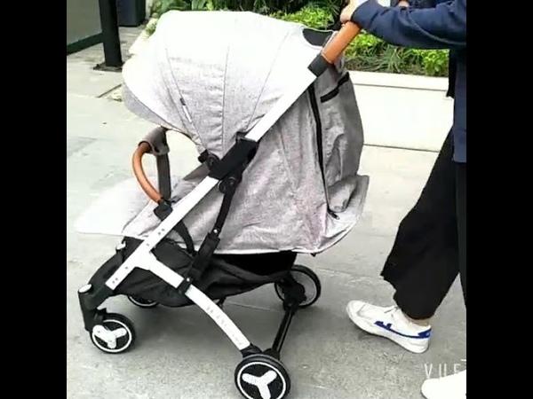 Новинка детская прогулочная коляска YOYA PLUS 3 Топ рейтинг популярности