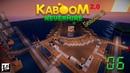 Minecraft Kaboom 2 0 Nevermine S2 06 Ферма дерева и новая переработка