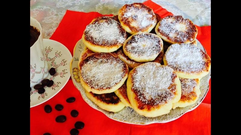 СЫРНИКИ с манкой творожники Папанашь Секрет идеального рецепта сырников