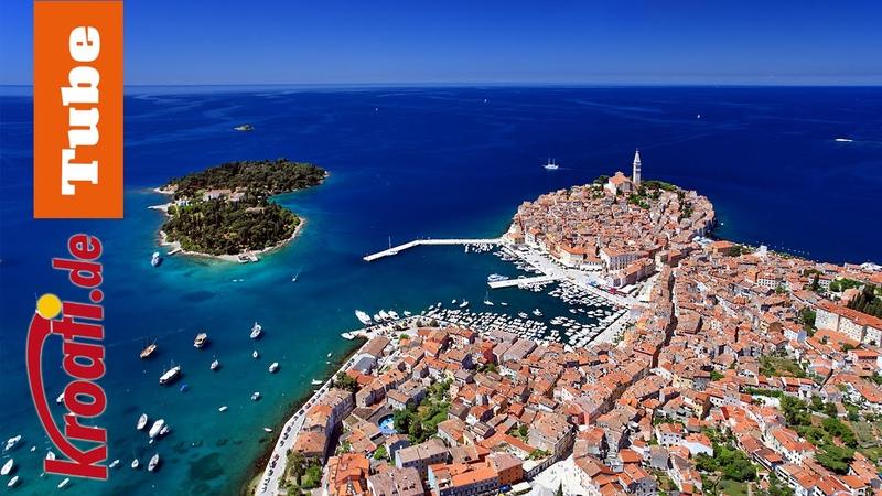 Rovinj Die Bilderbuchstadt in Istrien Kroatien