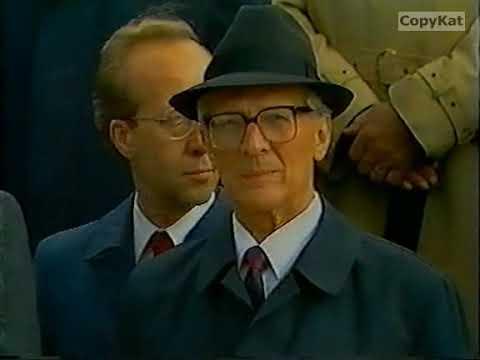 7 октября 1989 ПОСЛЕДНИЙ парад армии ГДР