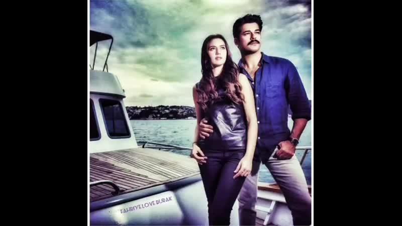 Burak ve Fahriye_Best Couple - @evcenf @burakozcivit - - fahriyeevcen buraközçivit fahriyeevcenözçivit - lovebird