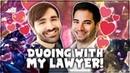Boosting My Lawyer To Pay My Legal Bill 😂 Voyboy
