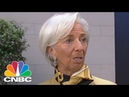 IMF's Christine Lagarde On Global Growth, Trade Wars And Looming Deficits | CNBC