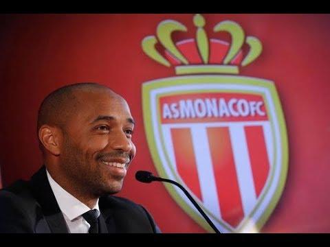 Анри заявил о высоких амбициях на посту Монако / Хочет выиграть Лигу-1?