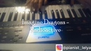 Imagine Dragons Radioactive @pianist lelya