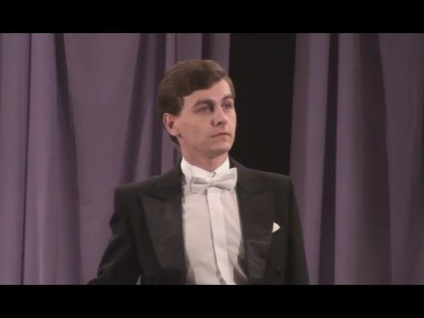 Артем Бражник: арія Андрія з опери Семена Гулака-Артемовського «Запорожець за Дунаєм»