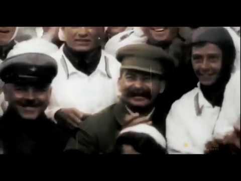 Перец Яковлев Маршал Сталин Ковер на американскую песню