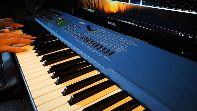 Yamaha Cs1x Demo
