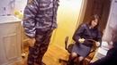 Медосмотр заключенного с линейкой в ИК-1 Ярославской области