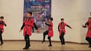 رقص آذری شَن و لزگی تیم کودکان اوتلار در تال