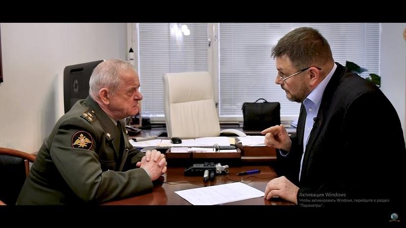 Встреча Евгения Федорова и Владимира Квачкова