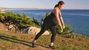 Kamilah Barret - Prenatal Workout for Third Trimester | Тренировка для беременных (третий триместр)