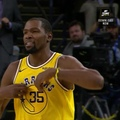 """""""Sub me out. I don't wanna play no more, man"""" -KD called the Wizards weak"""