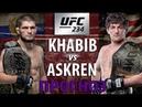 ПРОГНОЗ UFC 234. Защита пояса Хабиба Нурмагомедова против Бена Аскрена / Супербой / MMA review