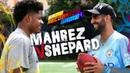 NFL GAME RECOGNISE GAME Riyad Mahrez v Sterling Shepard
