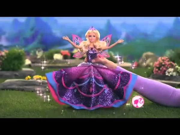 Mattel - Barbie Mariposa the Fairy Princess - Mariposa Princess Catania - Doll