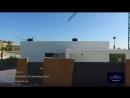 Новая элитная вилла в Бенидорме Вид на море и горы Современная вилла в Испании