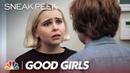 Season 2 Episode 8 Sadie Asks Annie to Help Nancy with Her Home Birth Good Girls Sneak Peek