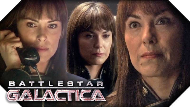 Battlestar Galactica | The Reign Of Admiral Cain