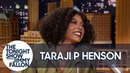 Taraji P Henson Demonstrates Her Spot On Cardi B Impression