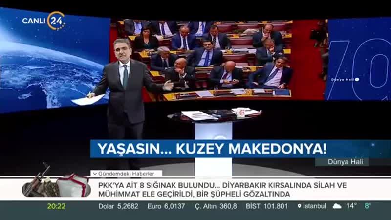 Selim Atalay ile Dünya Hali (25.01.2019)