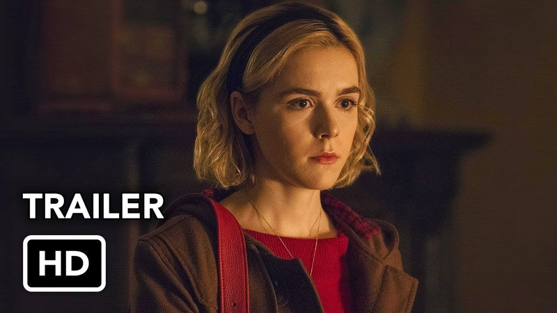 Chilling Adventures of Sabrina (Netflix) Trailer 2 HD - Sabrina the Teenage Witch HD