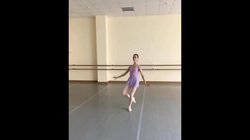Стефания Гаштарска в форме Grishko