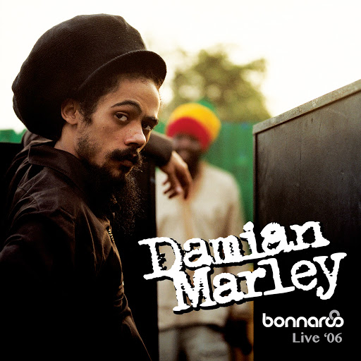 Damian Marley альбом Bonnaroo Live '06