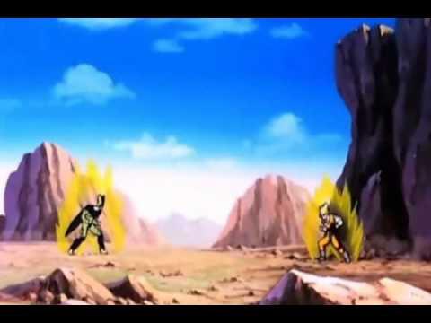 DBZ AMV Goku Vs. Cell