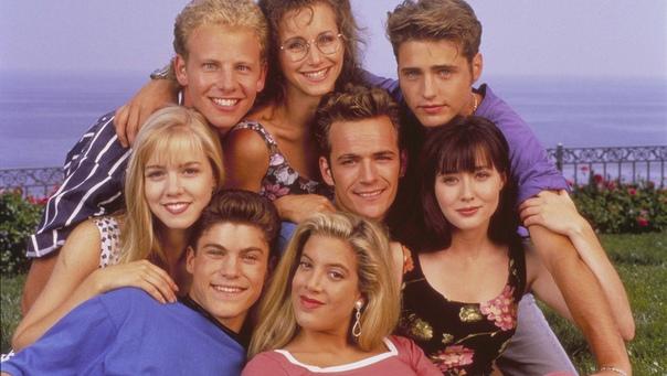 «Беверли-Хиллз 90210» вернётся с оригинальными актёрами