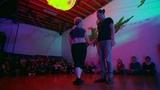 Mark Carpenter &amp Kelly Howard Fusion Improv Dance at Fusion Underground