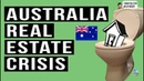 🇦🇺Australia Real Estate WORST DROP In A Lifetime! Central Bank Suggests QE!