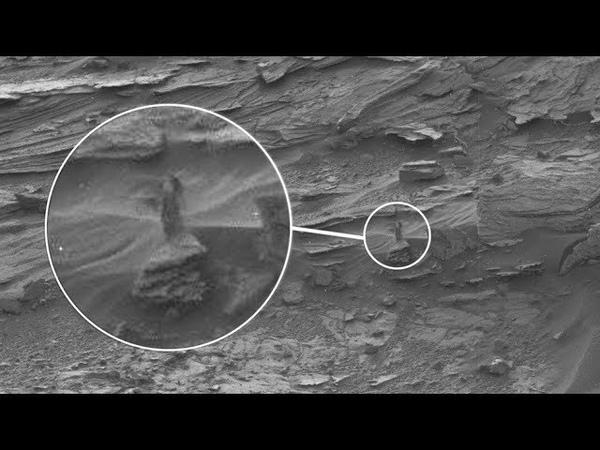 Призраки Марса: самые странные предметы, обнаруженные на снимках